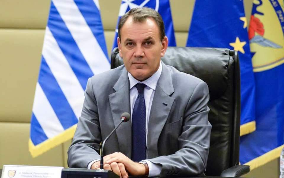 Ο Ν. Παναγιωτόπουλος συνομίλησε με τον Καναδό ομόλογό του Χ. Σατζάν