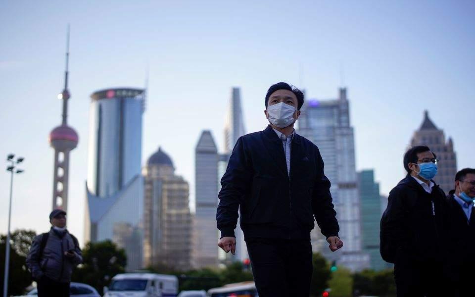shanghai--virus