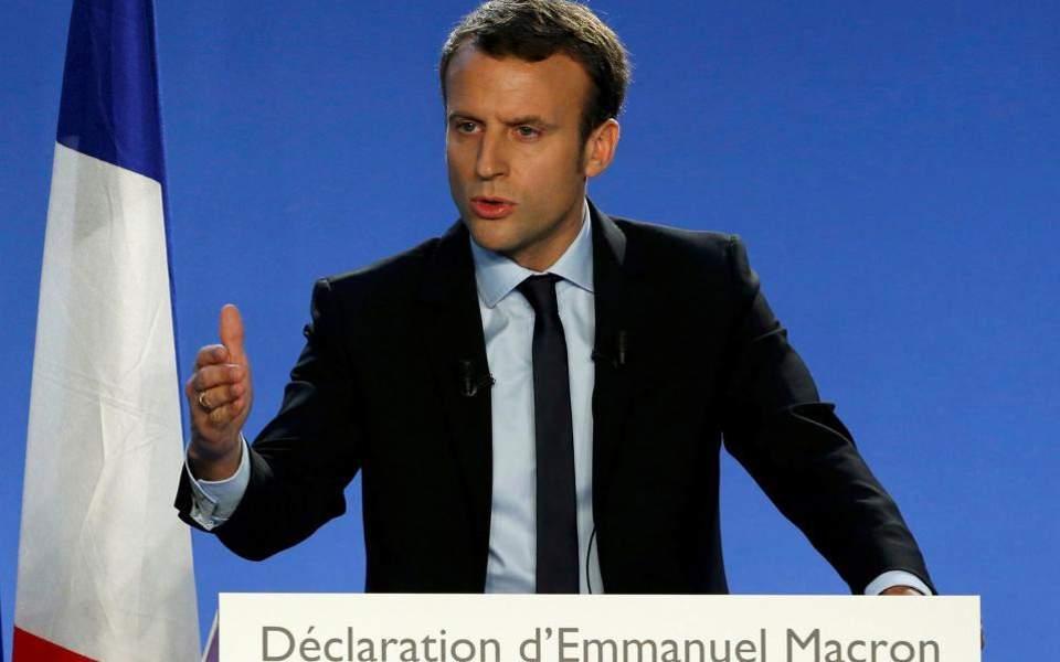 Γαλλία: Σχέδιο στήριξης της γαλλικής αυτοκινητοβιομηχανίας 8 δισεκ. ευρώ ανακοίνωσε ο Μακρόν