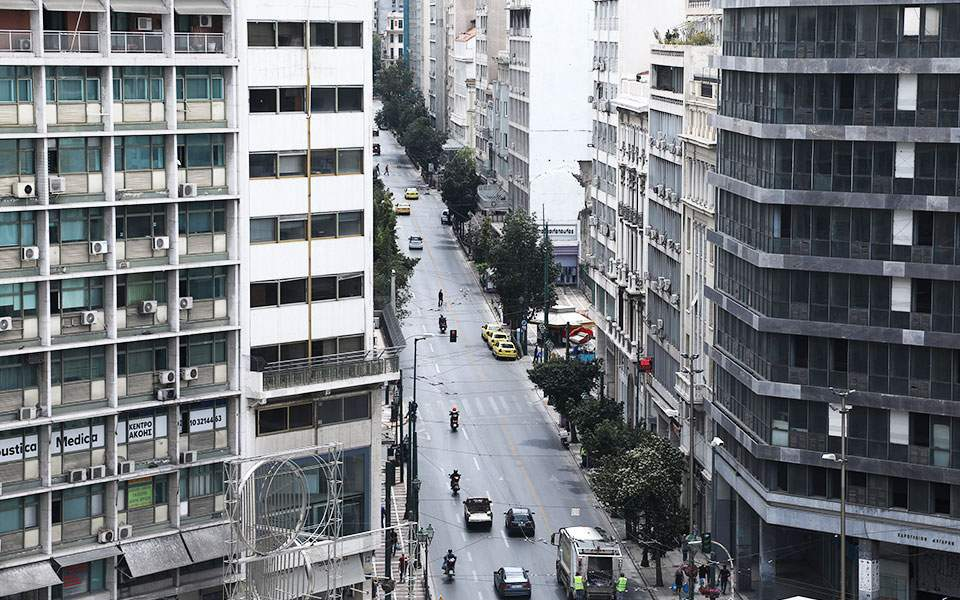 Πρόταση για πεζοδρόμηση της οδού Σταδίου