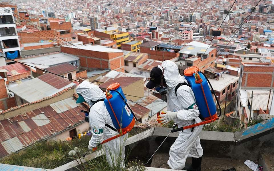 Λατινική Αμερική, το νέο επίκεντρο της πανδημίας