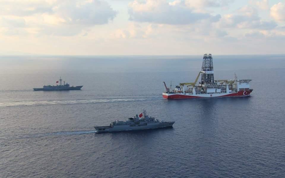 Κοινή στάση των «πέντε» για Ανατολική Μεσόγειο | ΠΟΛΙΤΙΚΗ | Η ...