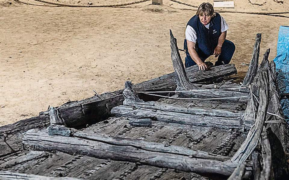 Μεταγωγικά πλοία της ρωμαϊκής εποχής βρέθηκαν σε ορυχείο