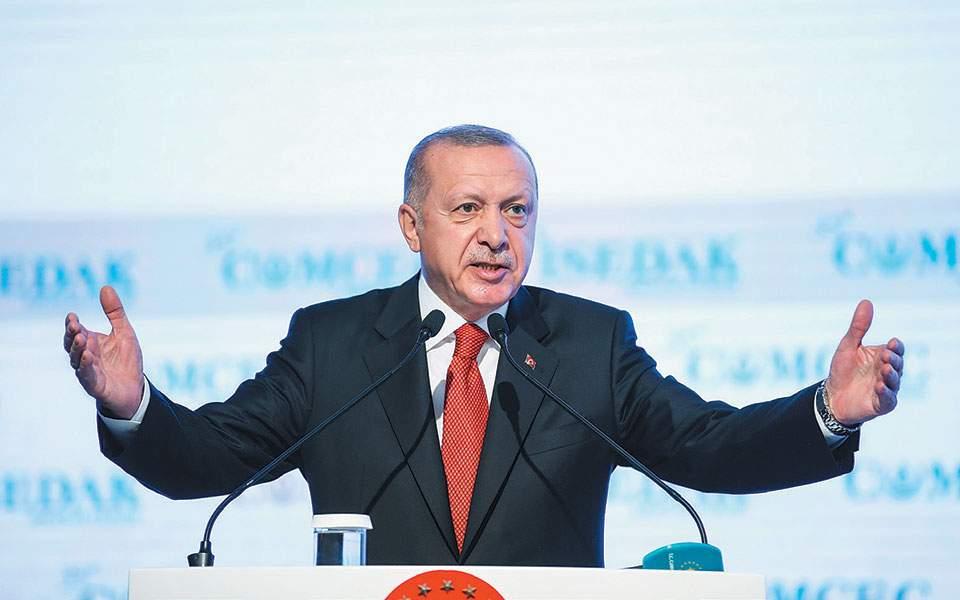 Ζυγιάζει απειλές και ευκαιρίες ο Ερντογάν | Κόσμος | Η ΚΑΘΗΜΕΡΙΝΗ