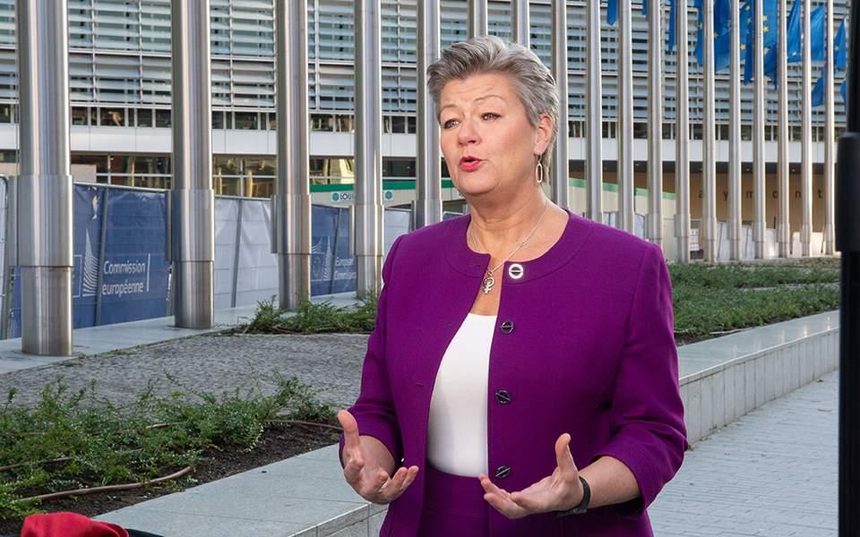 Iλβα Γιόχανσον στην «Κ»: Η πανδημία υποχωρεί, τα σύνορα θα ανοίξουν