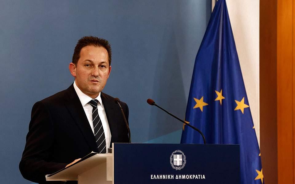 Στ. Πέτσας: Η κοινωνία προχωράει μπροστά ο ΣΥΡΙΖΑ μένει ίδιος