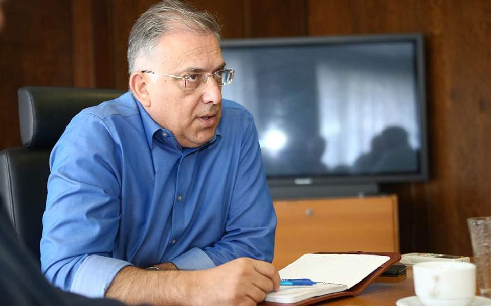 Τ. Θεοδωρικάκος: Το 70% των υπαλλήλων κανονικά στις υπηρεσίες τους ...