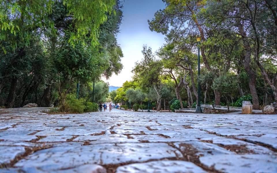 Πρόταση ευρείας πεζοδρόμησης στο κέντρο της Αθήνας από τον Κ. Μπακογιάννη
