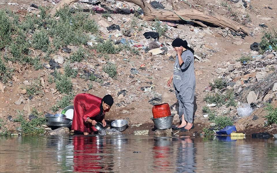 Μολυσμένο το 75% των ψαριών στον Νείλο
