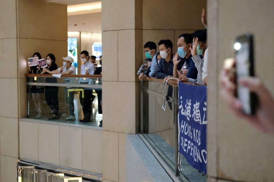 Επέτειος Τιεν Αν Μεν: Το Πεκίνο απαγόρευσε τις εκδηλώσεις στο Χονγκ Κονγκ