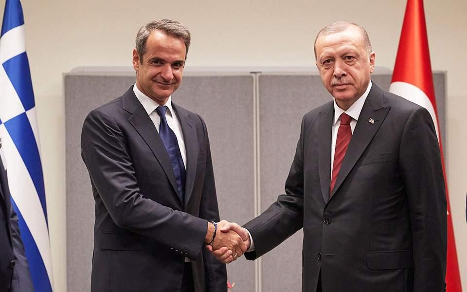 Ελλάδα -Τουρκία: Πρώτο βήμα για να σπάσει ο «πάγος»