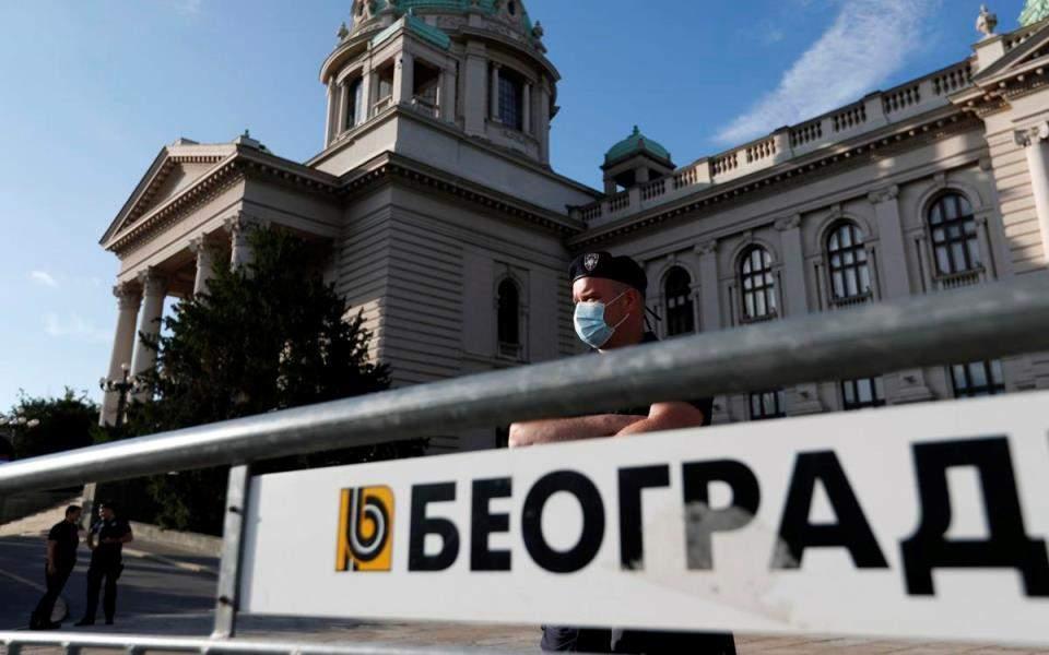 Αυξάνονται καθημερινά τα κρούσματα και οι θάνατοι στη Σερβία ...