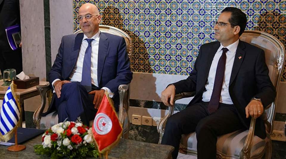 Ν. Δένδιας: Η εμπλοκή της Τουρκίας στη Λιβύη αποσταθεροποιεί την περιοχή