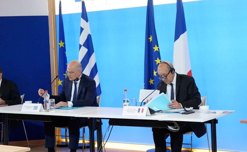 Ν. Δένδιας: Η τουρκική παραβατικότητα προσβάλλει και την ΕΕ 1