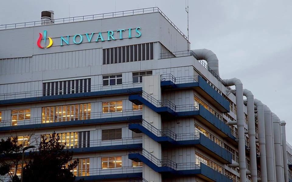 Novartis: Eξωδικαστικός συμβιβασμός χωρίς αναφορά σε πολιτικά πρόσωπα