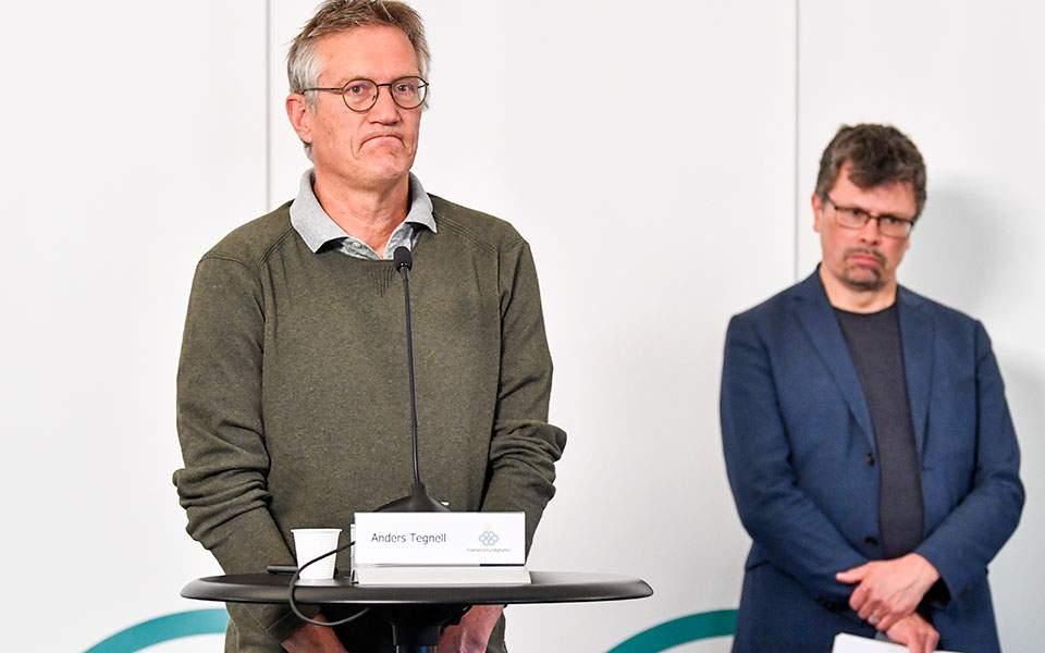 Σουηδία: Kάναμε λάθη στη διαχείριση