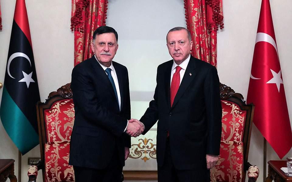 Συνάντηση Ερντογάν-Σαράζ σήμερα στην Αγκυρα
