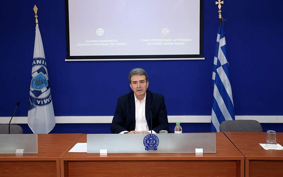 Στα Ανώγεια το Σάββατο ο Μ. Χρυσοχοΐδης