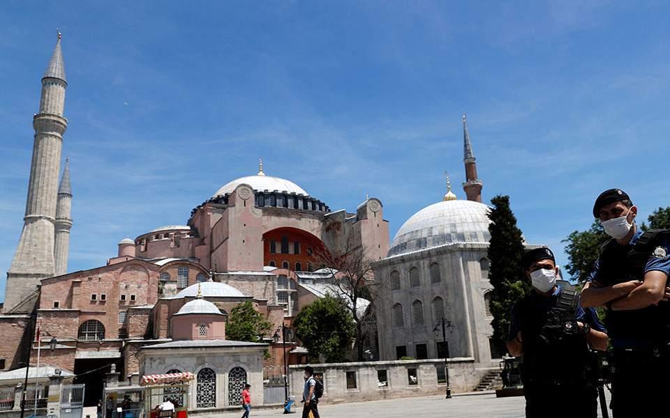 Αγία Σοφία: συντονισμός και νέες πρωτοβουλίες