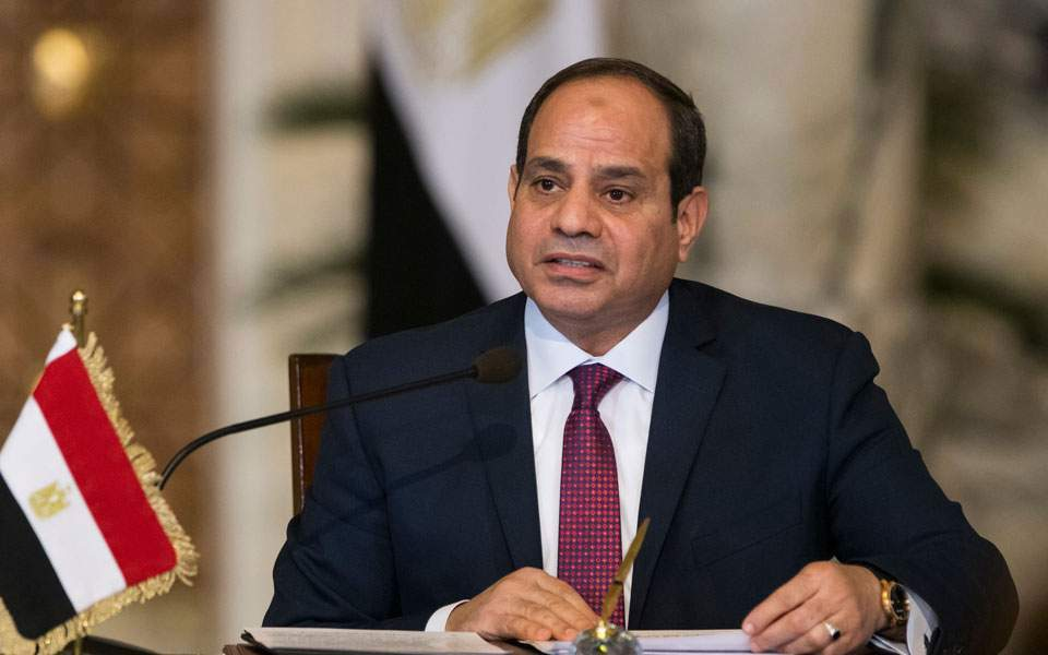 Δεν θα μείνουμε αδρανείς για τη Λιβύη διαμηνύει ο Σίσι 1