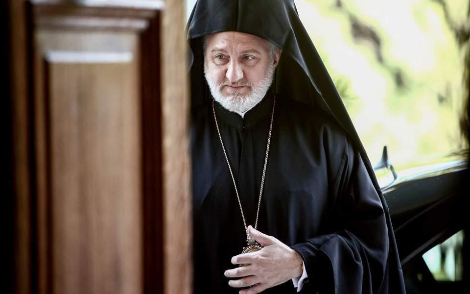 Αρχιεπίσκοπος Αμερικής Ελπιδοφόρος: Η Τουρκία κλείνει το παράθυρο που ο Ατατούρκ άνοιξε στον κόσμο