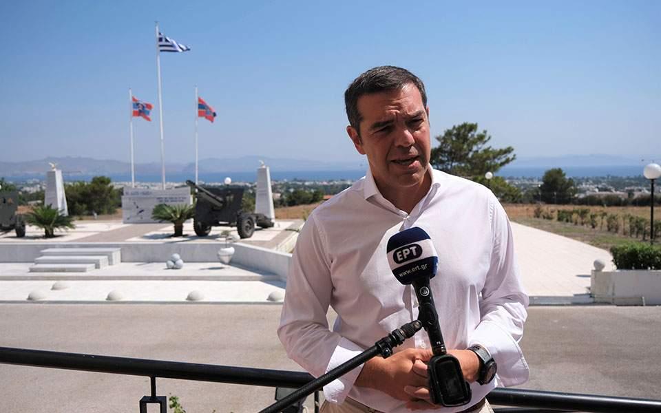 «Κούρεμα 60%» στα αναδρομικά καταλογίζει στην κυβέρνηση ο Αλ.Τσίπρας