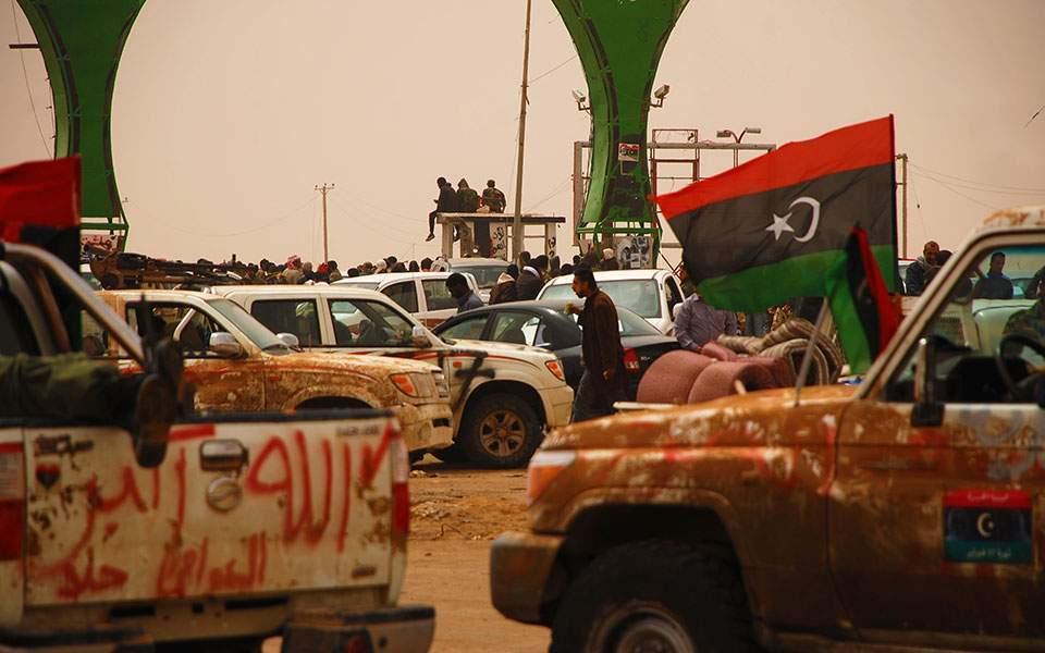 Ανάλυση: Ο Γόρδιος Δεσμός του Λιβυκού Εμφυλίου 1