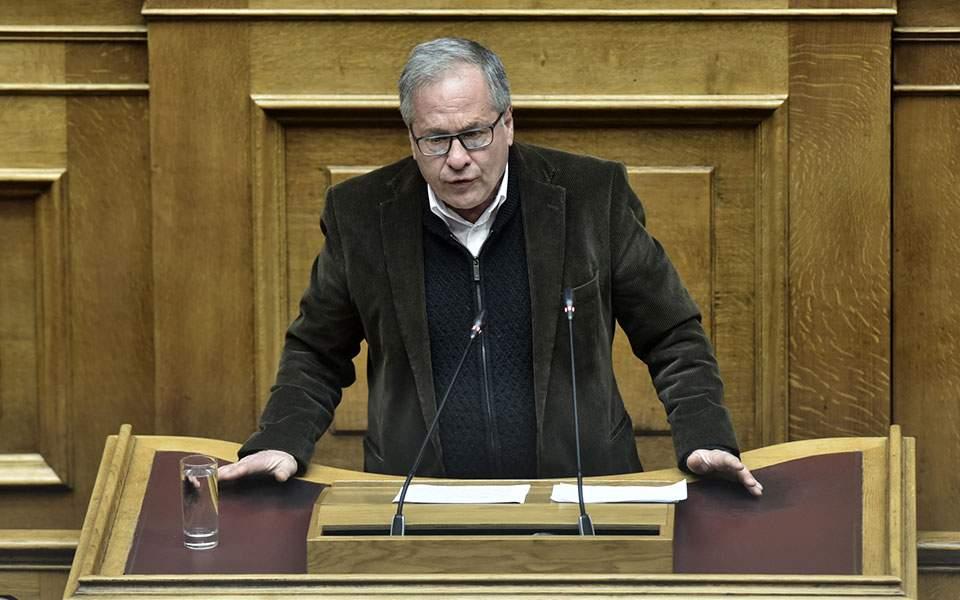 Βουλή: Απολογήθηκε για τη συμπεριφορά του ο βουλευτής Κ. Μάρκου