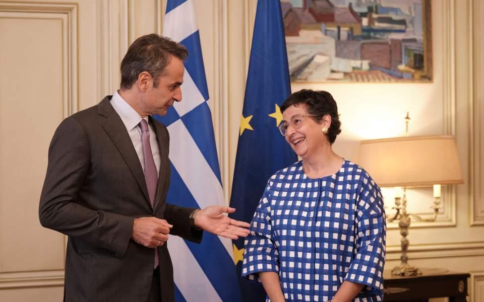Η Τουρκία στο επίκεντρο της συνάντησης Κυρ. Μητσοτάκη - ΥΠΕΞ Ισπανίας