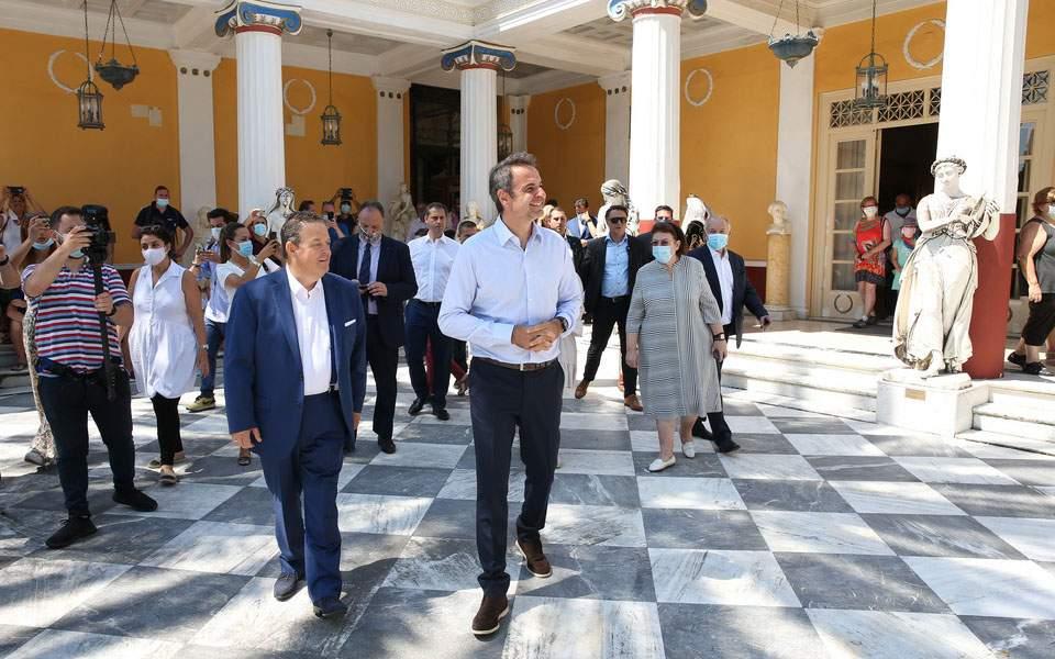Κυρ. Μητσοτάκης: Να στείλει η Ευρώπη μήνυμα αλληλεγγύης ενάντια στην κρίση του κορωνοϊού