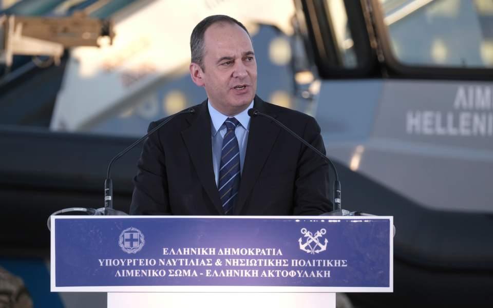 Κορωνοϊός: Ανακοινώσεις για το πρωτόκολλο στα πλοία προανήγγειλε ο Γ. Πλακιωτάκης