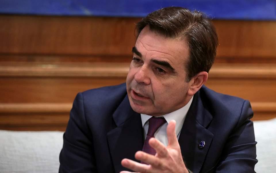Μ. Σχοινάς: Ο κατευνασμός της συμπεριφοράς της Τουρκίας δεν αποτελεί επιλογή