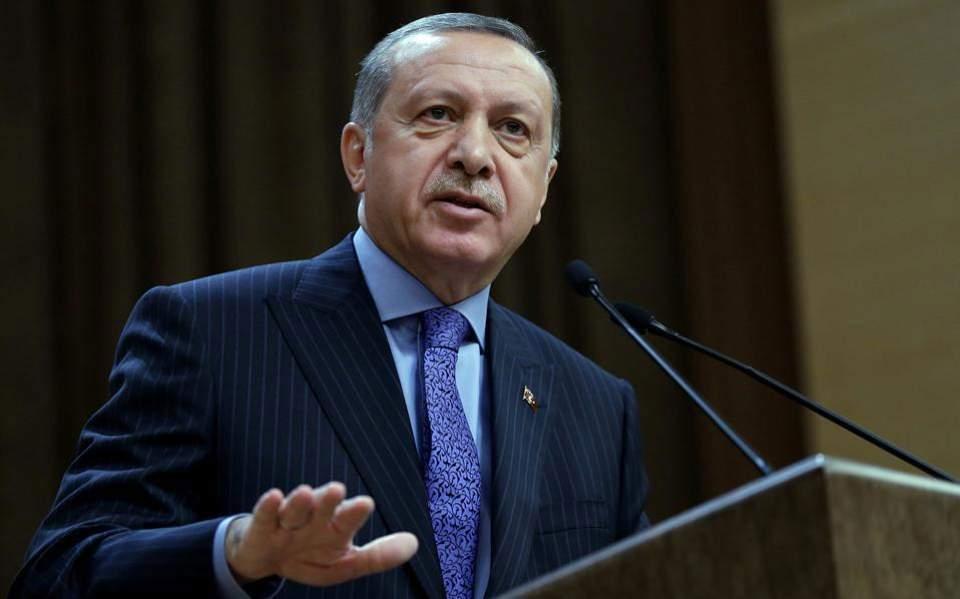 Αραβες ηγέτες εναντίον του Ταγίπ Ερντογάν