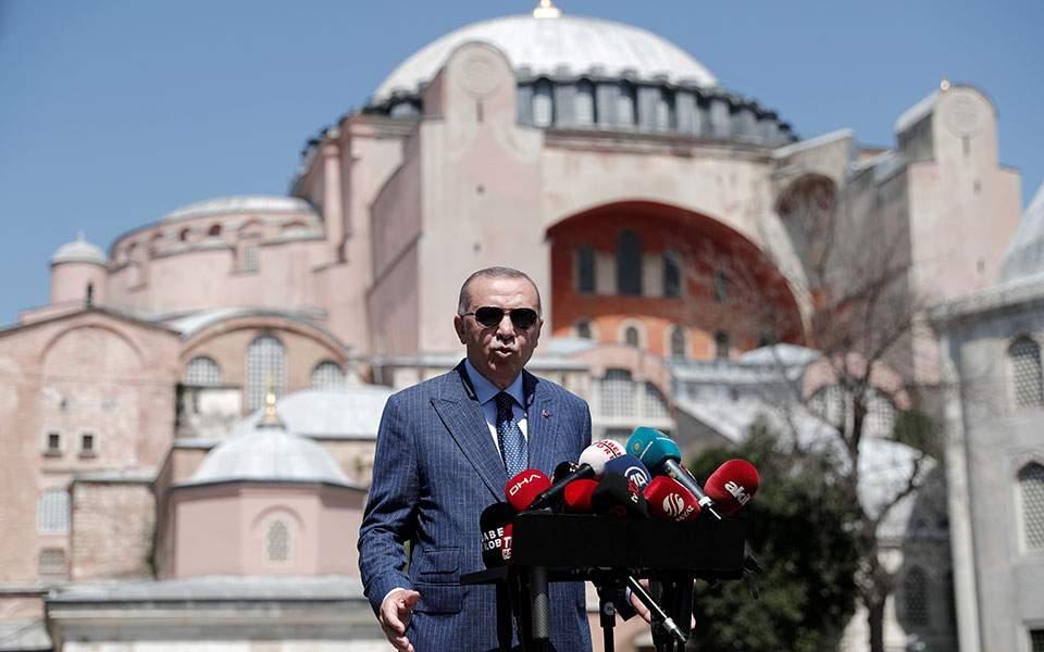 Ρ. Τ. Ερντογάν: ''Ανύπαρκτη η συμφωνία Ελλάδας - Αιγύπτου, θα ξεκινήσουμε γεωτρήσεις ''