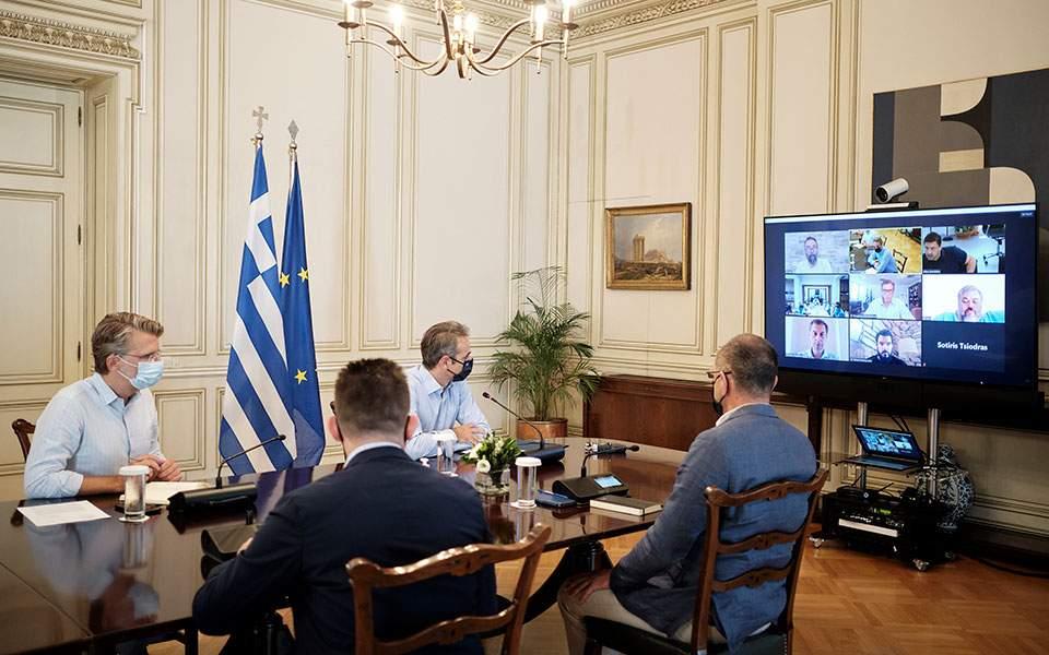 Κυρ. Μητσοτάκης: «Οχι στη μηδενιστική κριτική»