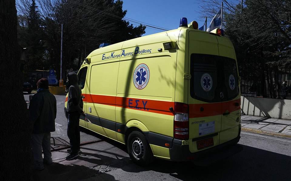 Εκρηξη σε εργοστάσιο στην Ελευσίνα - Ένας νεκρός και δύο τραυματίες