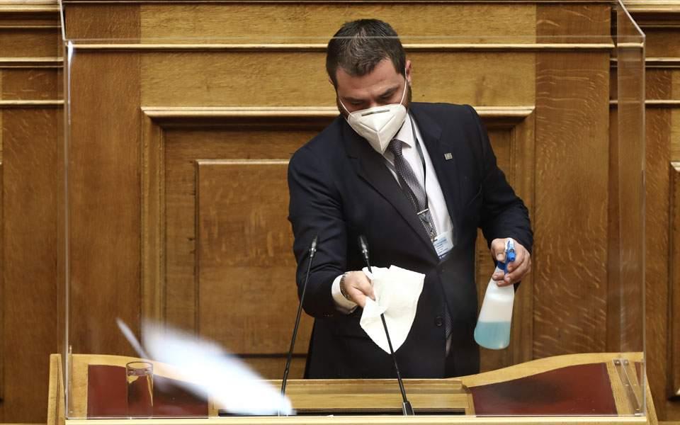Νέα μέτρα κατά κορωνοϊού στη Βουλή - Πώς θα λειτουργεί από σήμερα