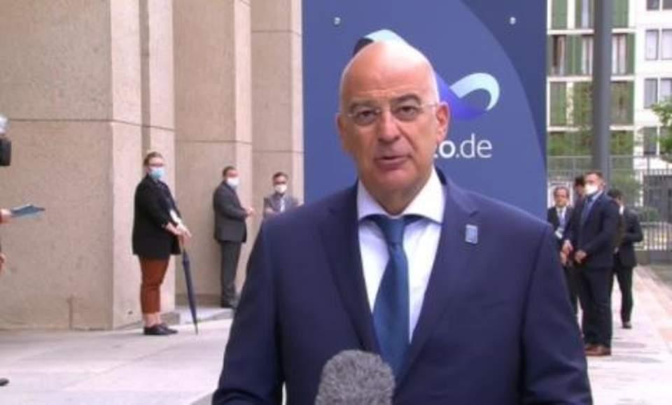 Ν. Δένδιας: Η Ελλάδα κέρδισε την ομόθυμη συμπαράσταση των εταίρων
