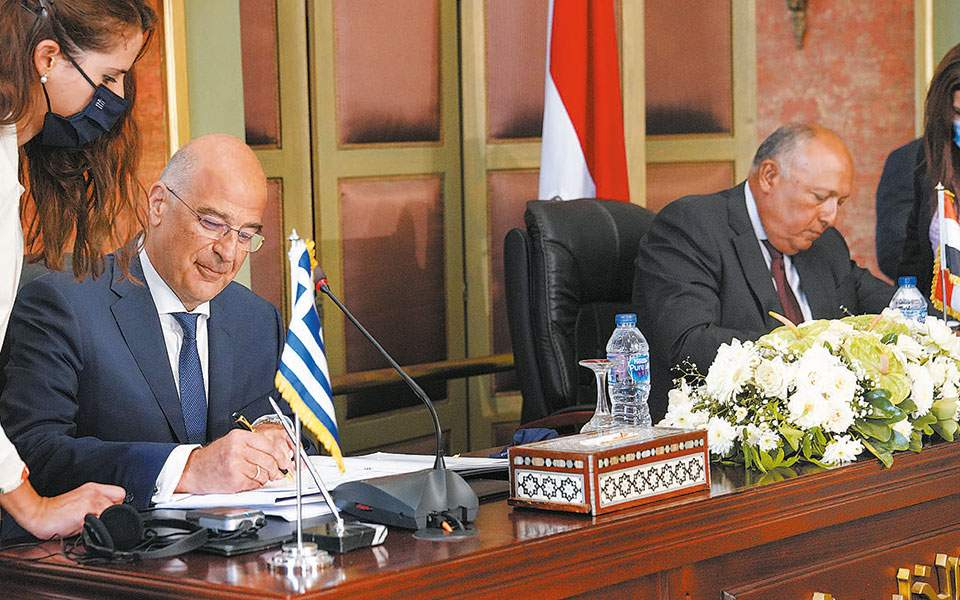 Το παρασκήνιο της «συμφωνίας του Καΐρου»