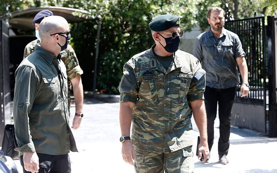 Συνεδριάζει το Συμβούλιο Αμυνας - Παρούσα σύσσωμη η στρατιωτική ηγεσία