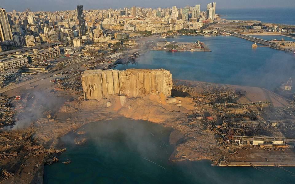Ενταση στη Βηρυτό: Δακρυγόνα κατά διαδηλωτών που προσπάθησαν να φτάσουν στο κοινοβούλιο
