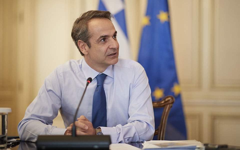 Επαφές του πρωθυπουργού με Ευρωπαϊκό Συμβούλιο και ΝΑΤΟ για την τουρκική προκλητικότητα