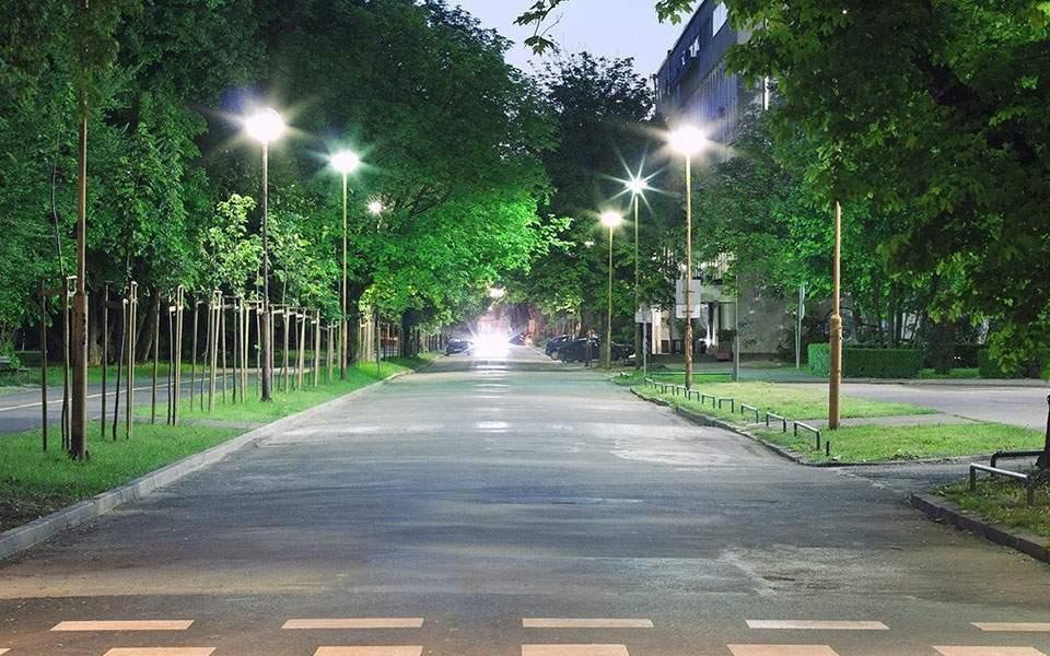 Σε εξέλιξη 50 έργα αναβάθμισης οδοφωτισμού