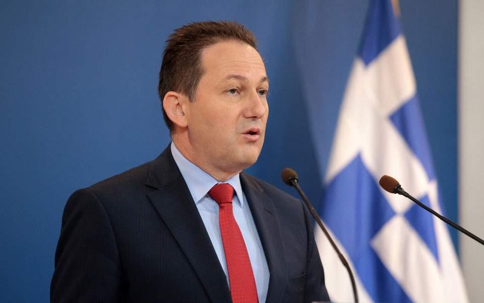 Στ. Πέτσας: Ο κ. Τσίπρας σπεκουλάρει ανεύθυνα πάνω στην ανησυχία των πολιτών για την πανδημία