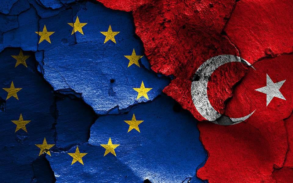 Στο στόχαστρο της Aγκυρας Ευρωπαϊκή Eνωση, Ελλάδα και Κύπρος
