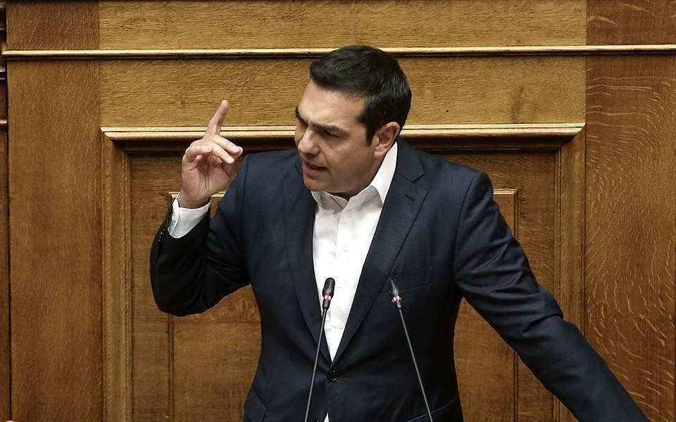 Ο Τσίπρας ψάχνει τη «χρυσή τομή» για την ψηφοφορία