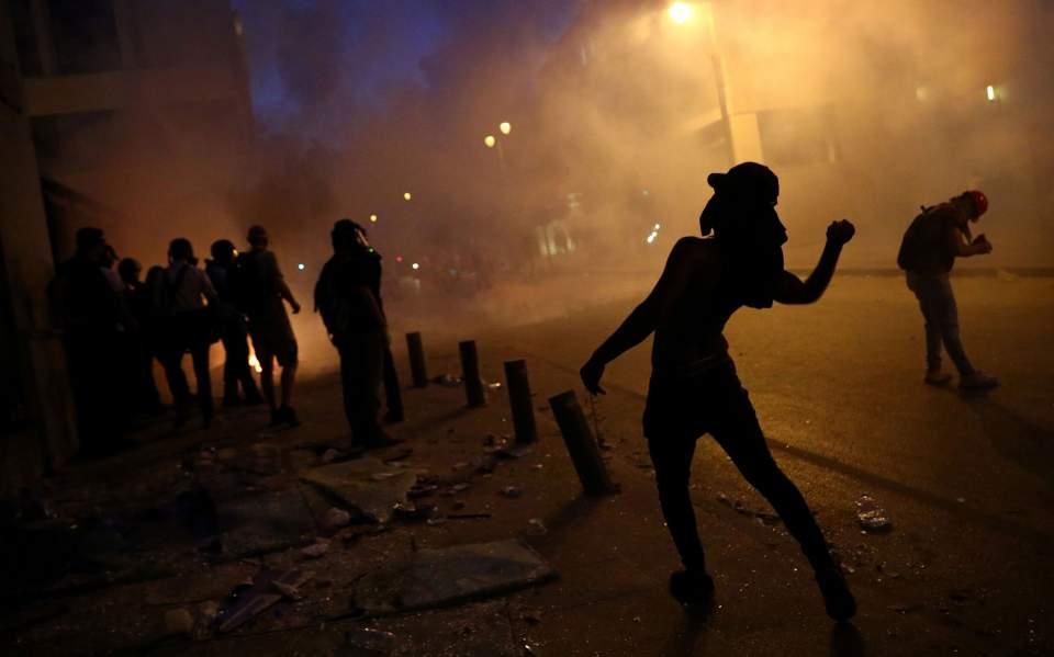 Νέες συγκρούσεις στη Βηρυτό