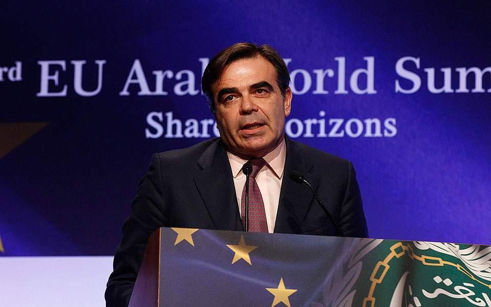 M. Σχοινάς: Η Ευρώπη δεν εκβιάζεται με απειλές και κραυγές