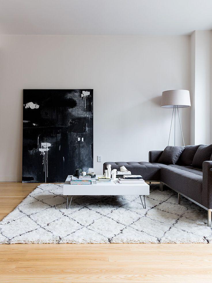 Minimal lifestyle - Deco lounge oud en modern ...