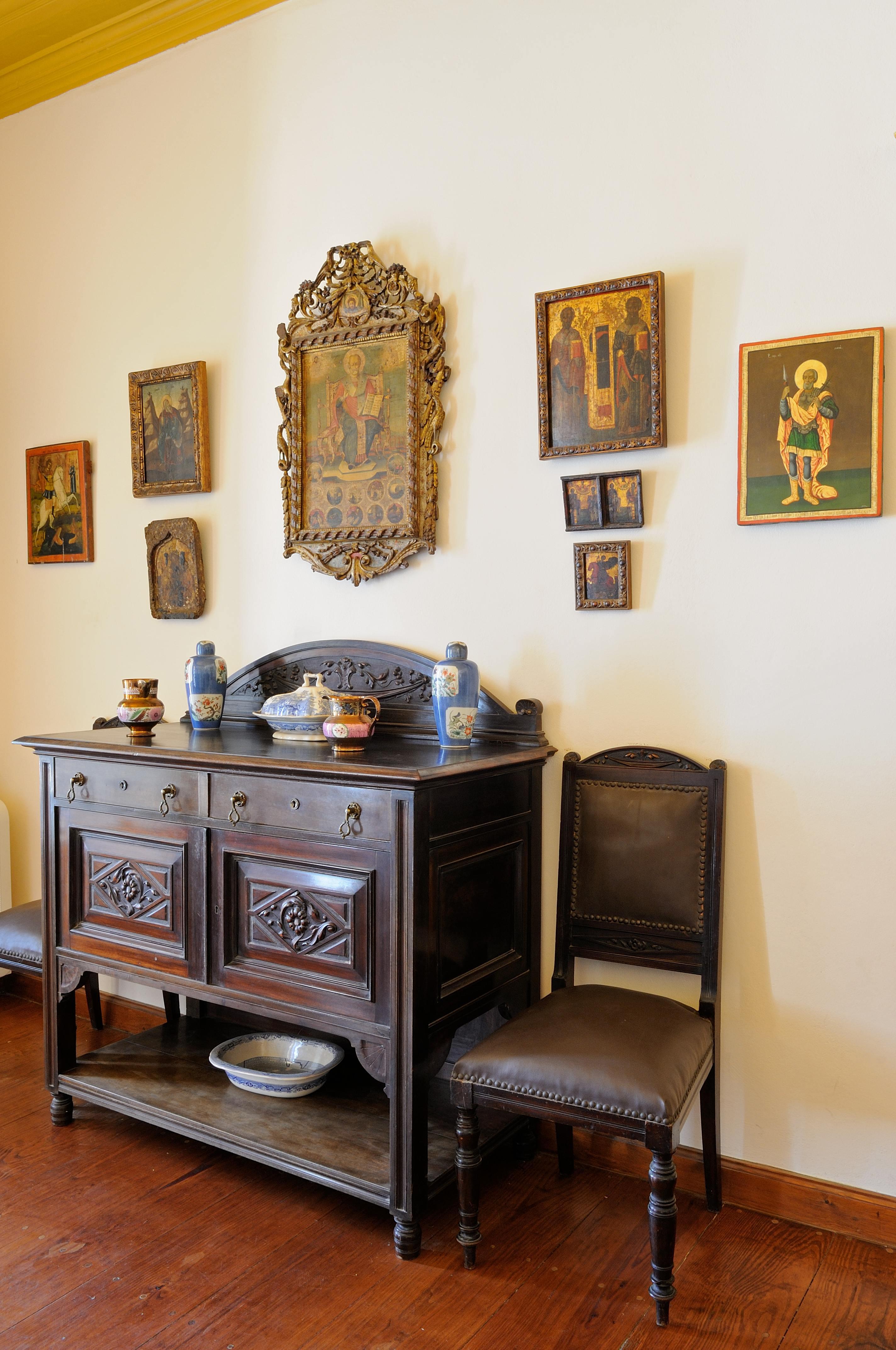 Μπουμπουλίνα: Φωτορεπορτάζ από το 300 ετών αρχοντικό σπίτι της στις Σπέτσες